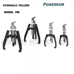 PULLER สามขาดูดพูเล่ไฮดรอลิค  POWERRAM