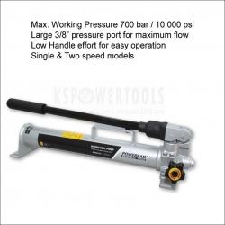 แฮนด์ปั๊มไฮดรอลิค PA-600-700